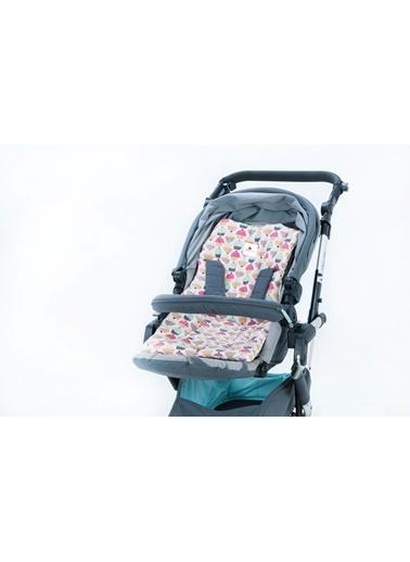 Çocuk Sandalyesi Minderi Cupcake-Moms Cotton
